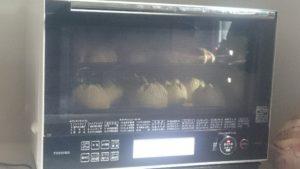 2段焼きオーブン