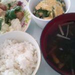 回鍋肉+ニラ玉