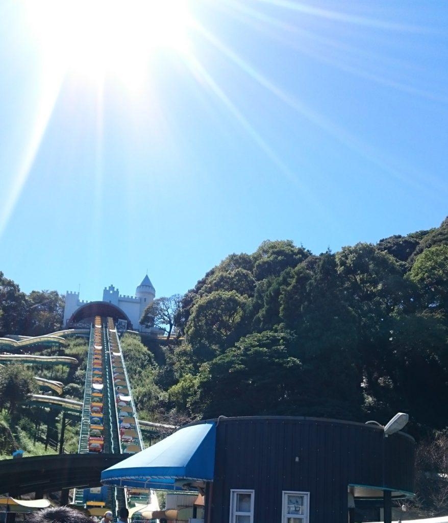 日本平動物園 ゴンドラ