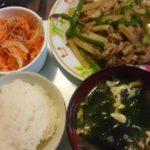 【4人分426円/調理時間20分】牛じゃがピーマンの青椒肉絲+にんじんとツナのサラダ