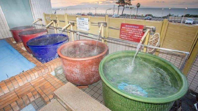 駿河太古の湯