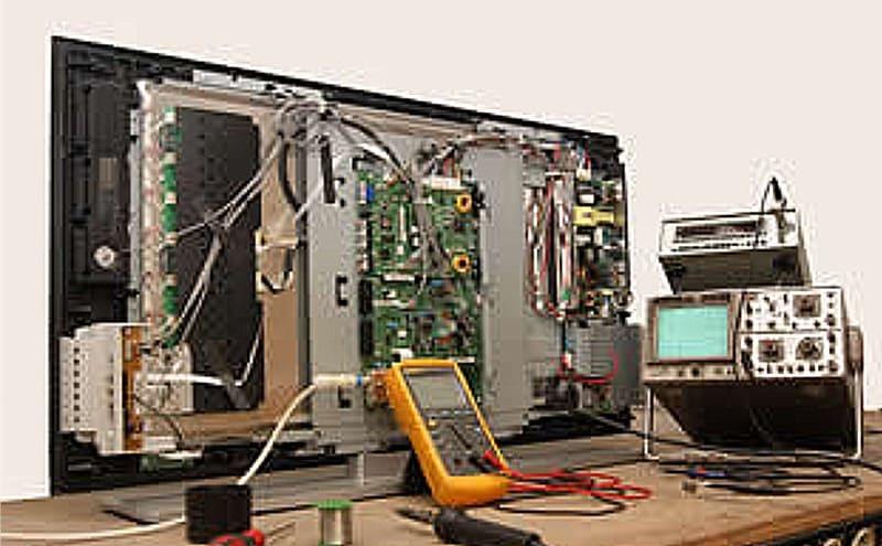 テレビ修理